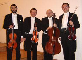 Kwartet smyczkowy Da Camera